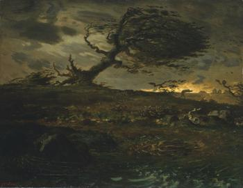 The gust of wind 1871-1873