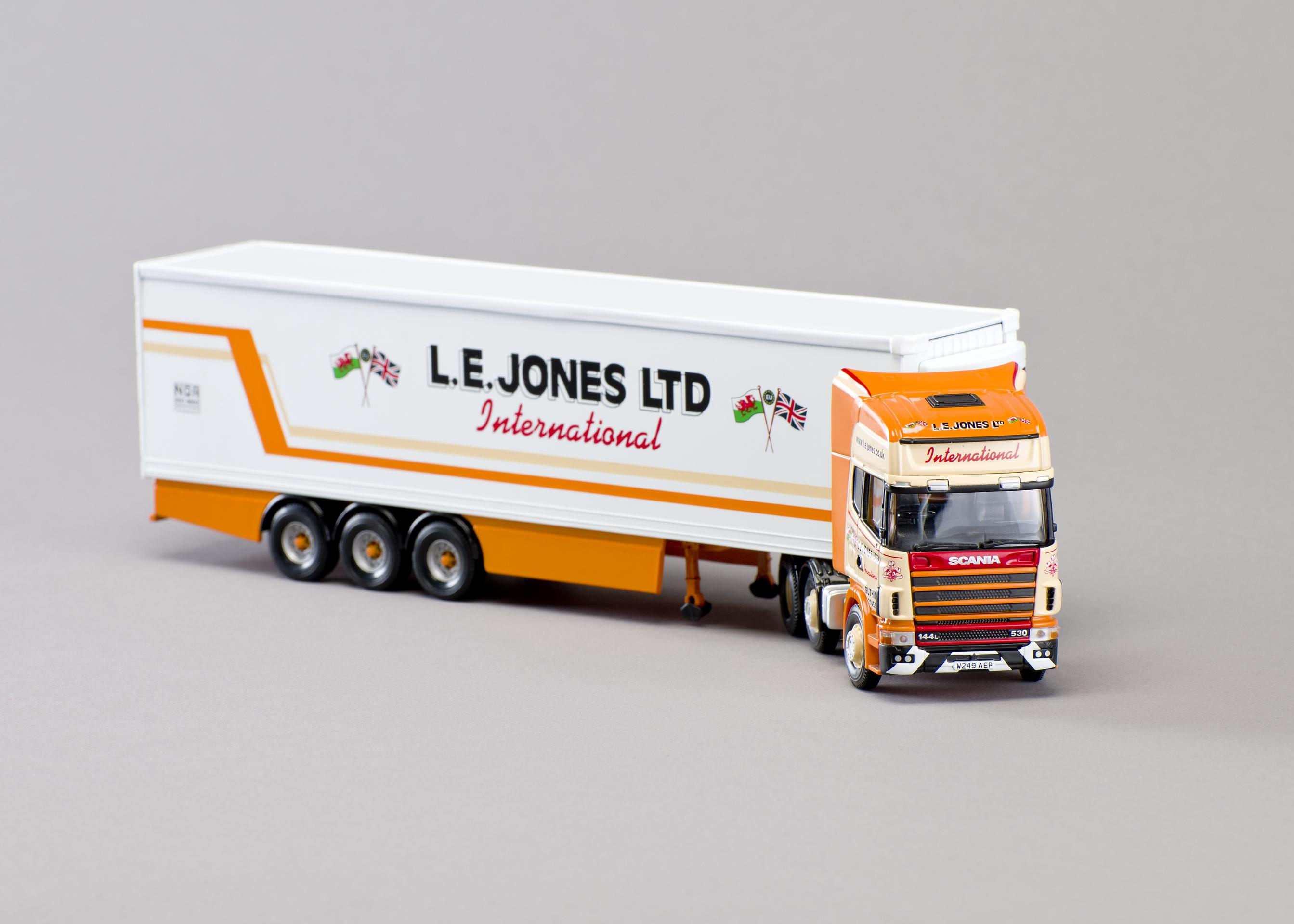 low priced c3dfa 09409 L.E. Jones Ltd., lorry model - Collections Online | National ...