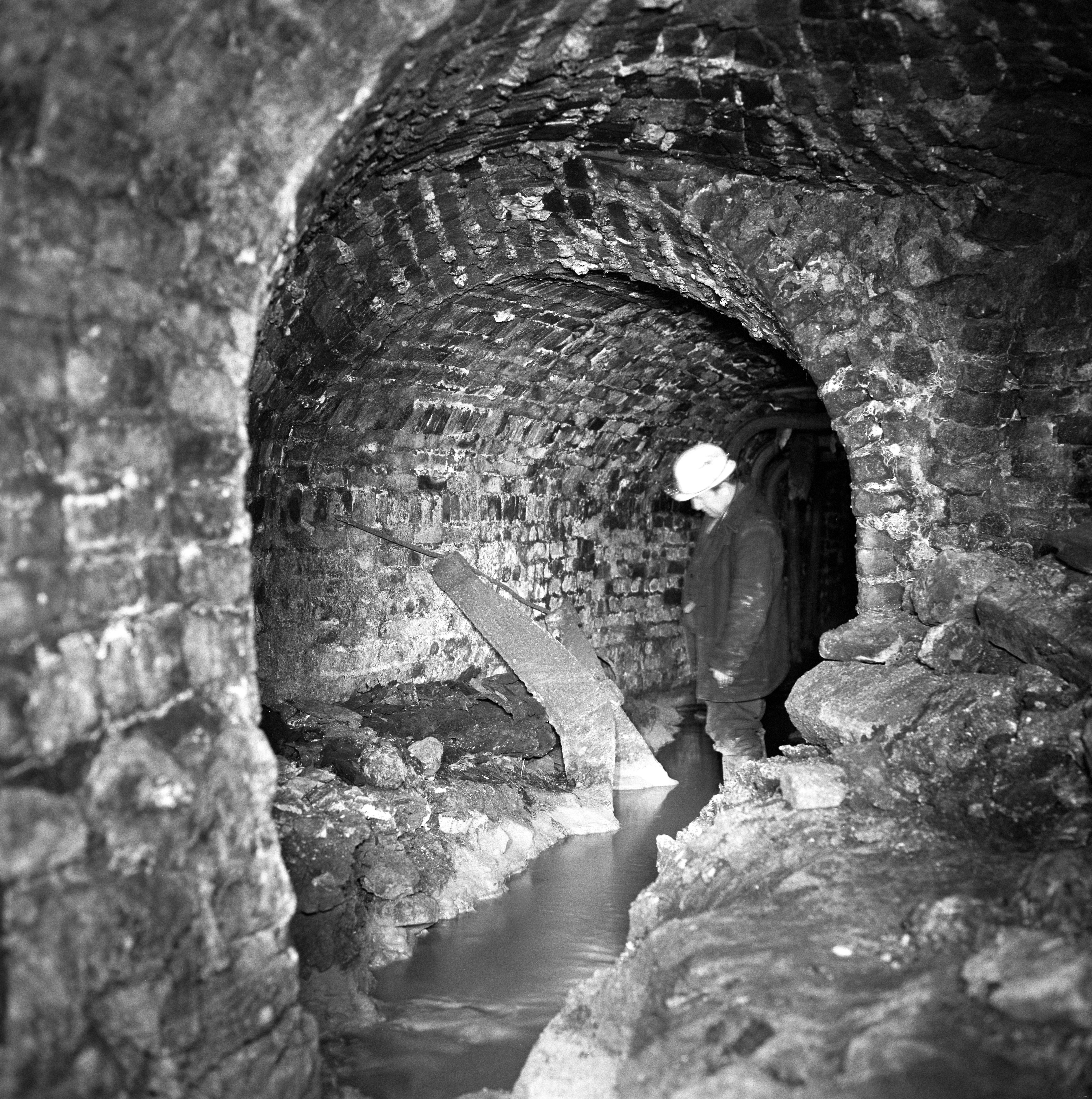 Forge Pit, 1975
