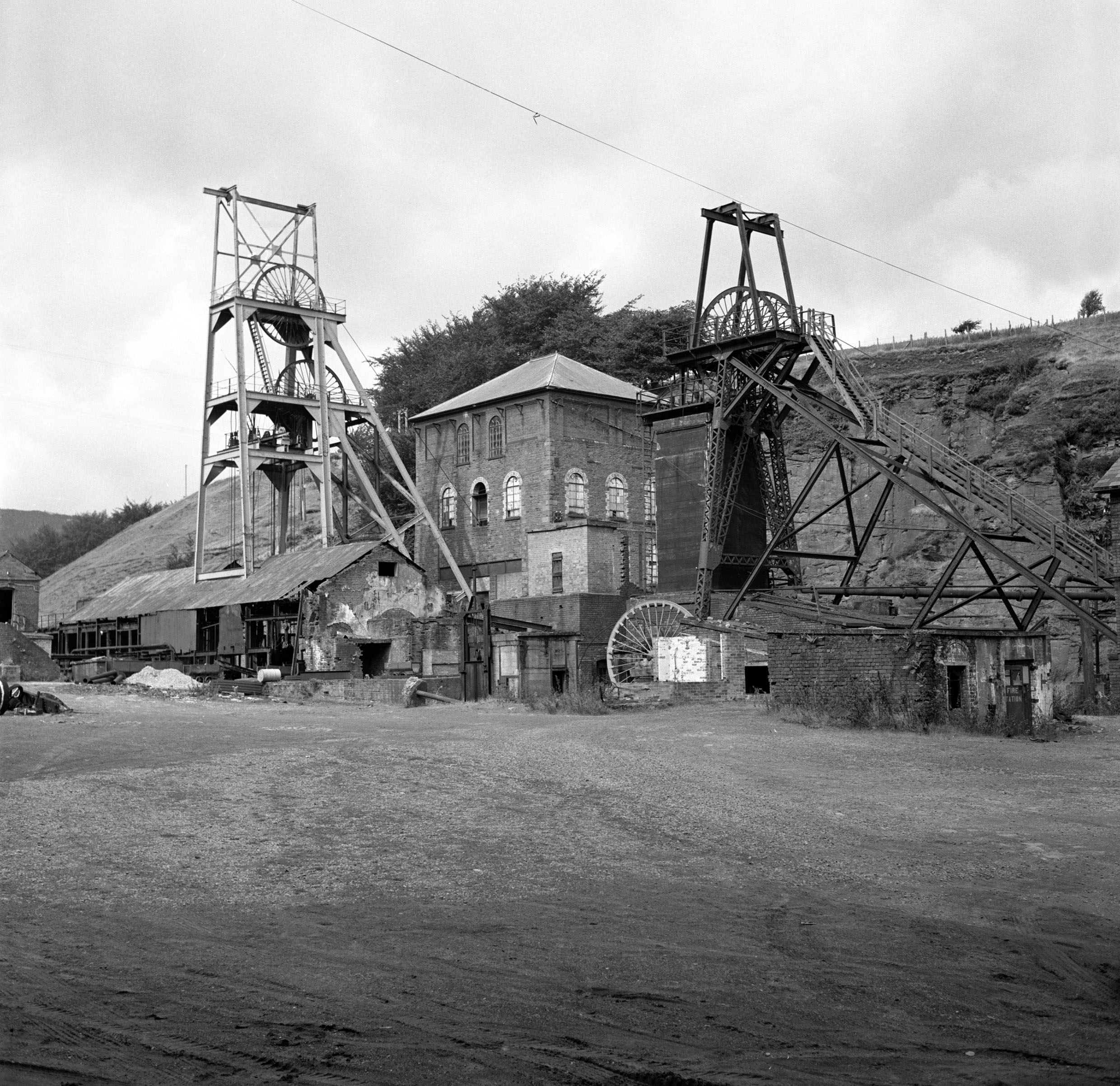Tirpentwys Colliery 1979