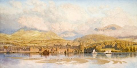 Brett, John. The Stronghold of the Seison and the camp of Kittywake. (1879)