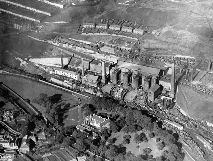 1.	The four furnaces of Ebbw Vale were rebuilt in 1871-72, increasing production to 800 tons per week per furnace