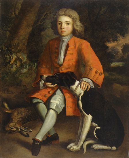 Love Parry II (1696-1778)