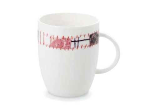 Julia Griffiths Jones Mug - Stripe