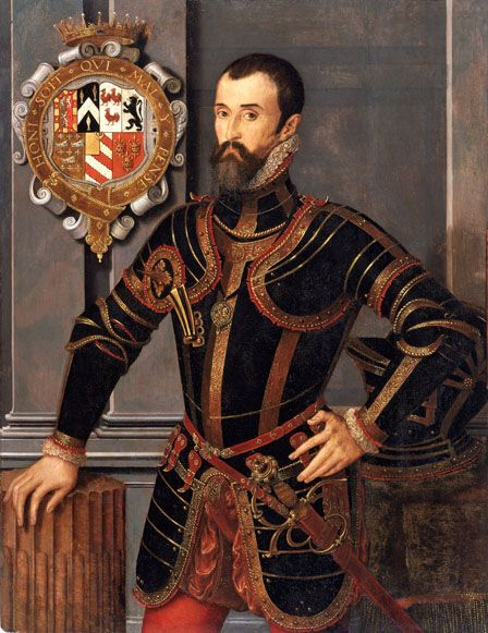 William Herbert, 1st Earl of Pembroke (1507-1570)
