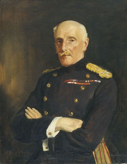 Major-General Ivor Herbert, 1st Lord Treowen (1851-1933)