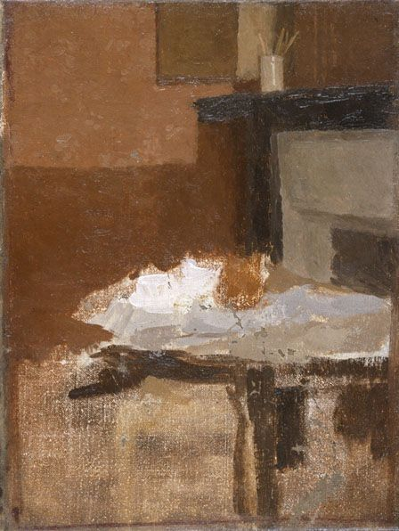 Study for the Brown Teapot