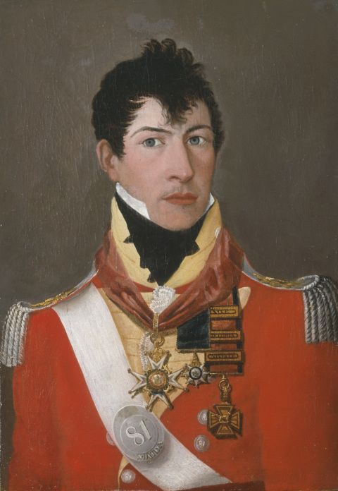 Major General Sir Edmund Keynton Williams (1778-1850)
