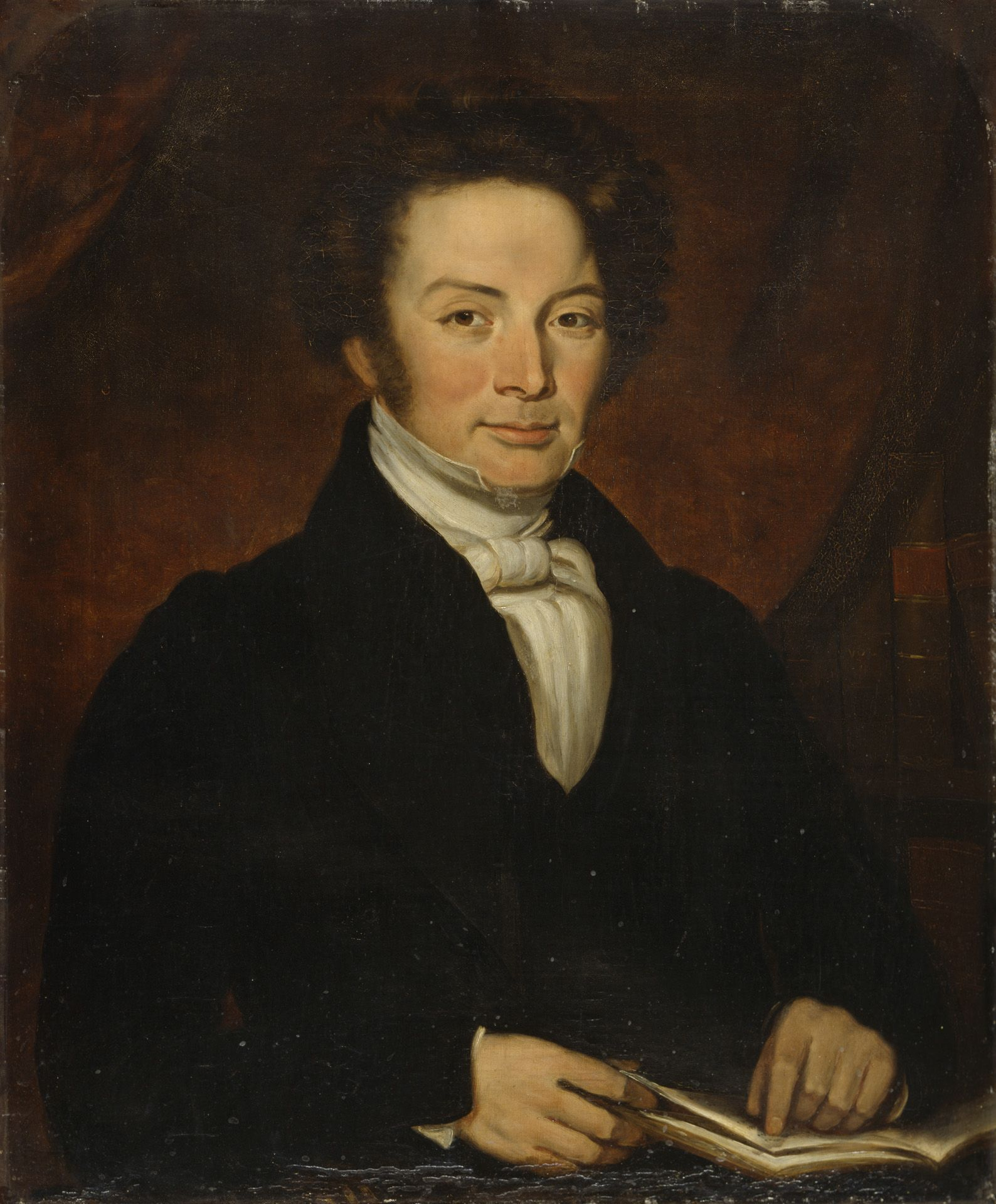 Reverend Evan Evans (1795-1855)