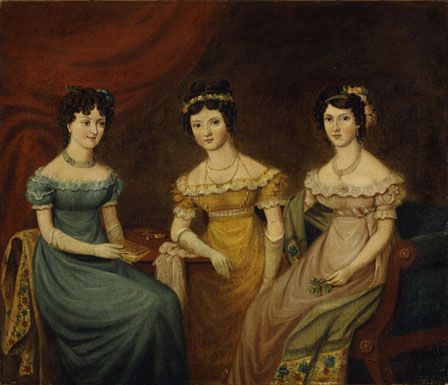 Three Hughes Sisters