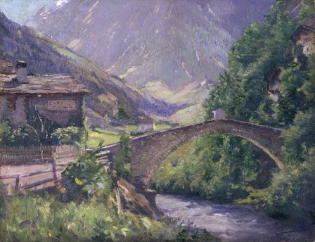 Bridge of the Visp