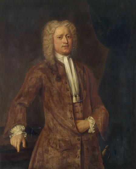 Sir George Wynne (1700-1743)