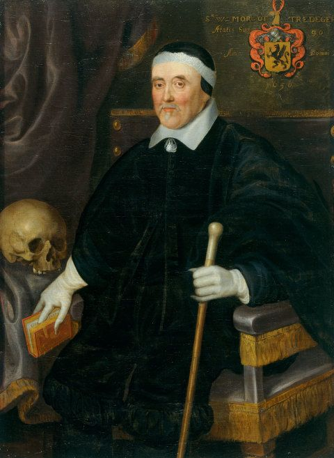 Sir William Morgan (1540-1653)