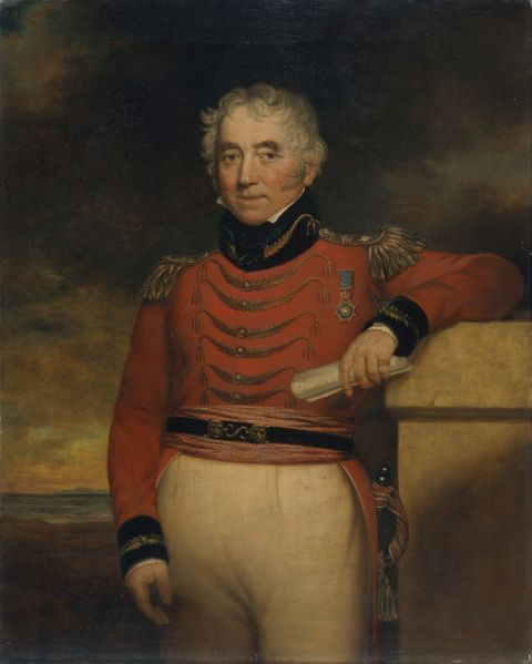 General Sir Love Jones-Parry (1781-1853)