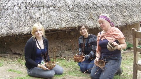 baskets Iron Age