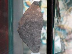 Moon Rock - National Museum Wales