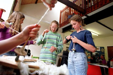 National Wool Museum