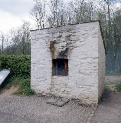 Georgetown Baking oven from Merthyr Tydfil
