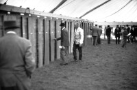 Timber exhibit at the Royal Welsh Show in 1968
