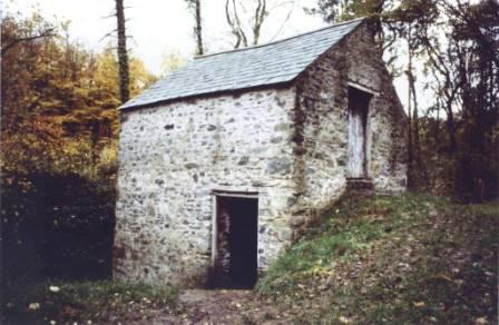 The Gorse Mill at St Fagans National History Museum
