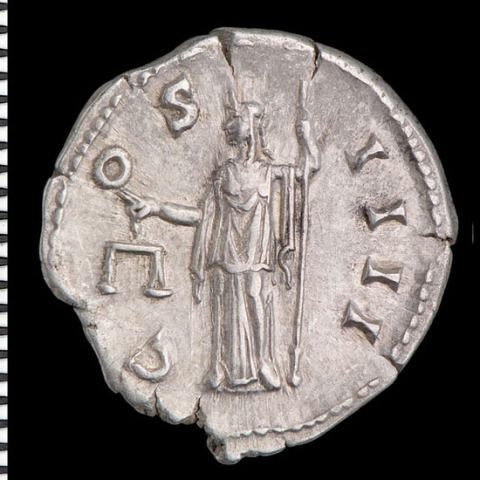Aequitas ('fair dealing') or Moneta (the mint) [Antoninus Pius]