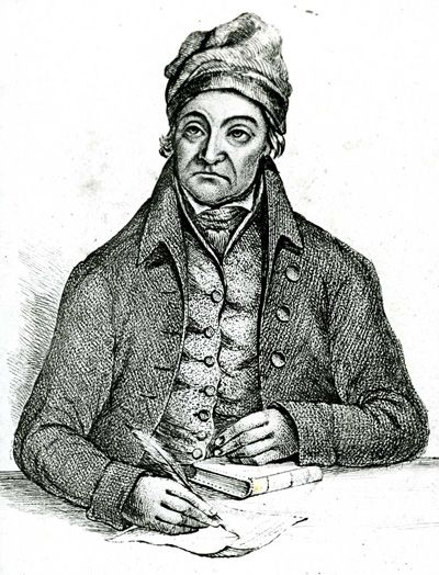 Thomas Edwards, 'Twm o'r Nant' (1739–1810).