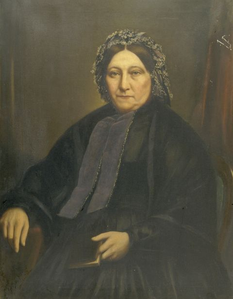Mrs John Jones of Talysarn