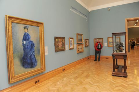 Impressionist and Modern Art galleries - National Museum Cardiff