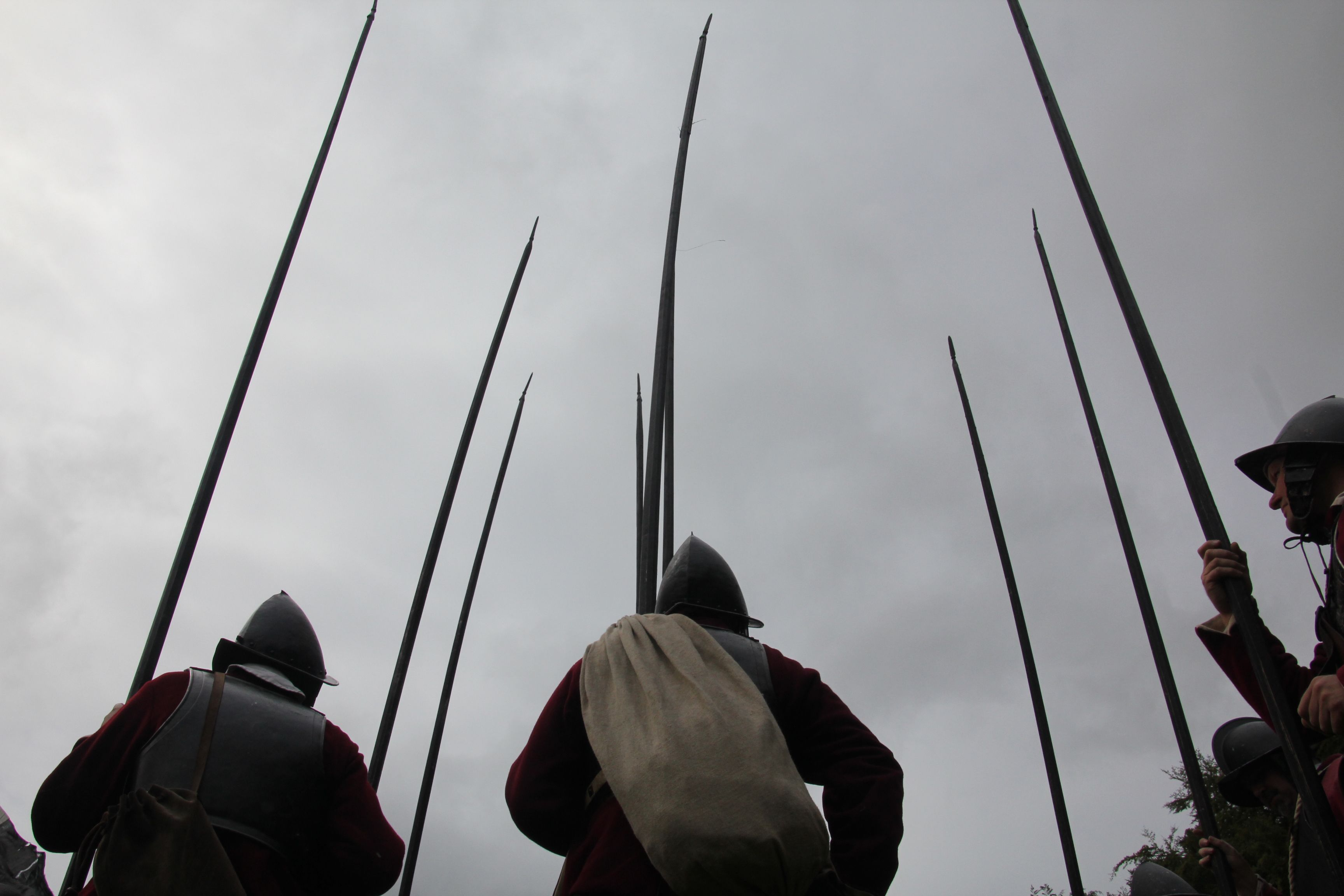 Civil War Pikemen