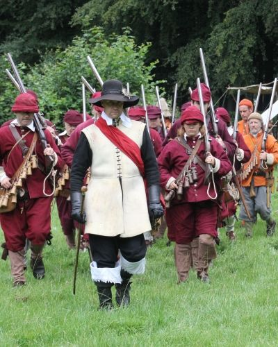 Battlefield at St Fagans