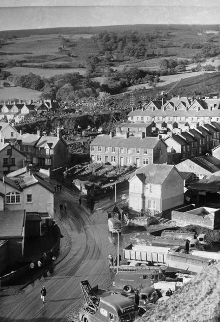 The Aberfan disaster of 21st October 1966