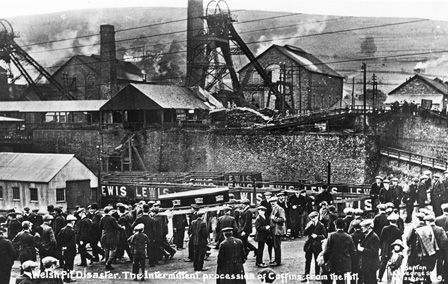 Universal Colliery Disaster, 1914