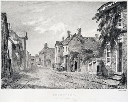 Presteigne, 1832 (litho on india paper)