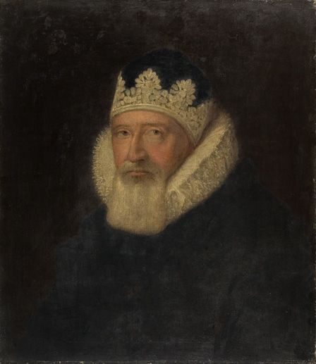 Fig.4: Unknown British artist, <em>Sir Peter Mutton</em>, 17th century, NMW A 3741