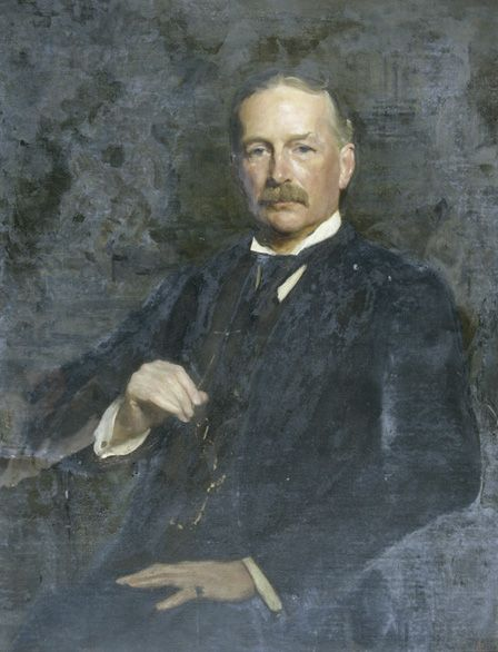 Portrait of Joseph Shaw