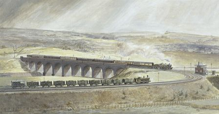 Loughor Viaduct, Morlais Junction