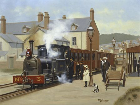 The Vale of Rheidol Railway 1905