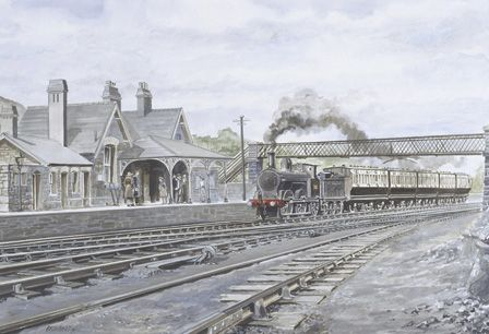 Llanberis Station