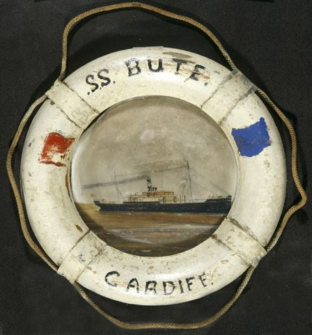 S.S. BUTE, Cardiff