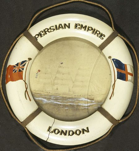 PERSIAN EMPIRE, London