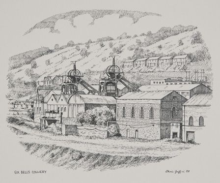 Six Bells Colliery