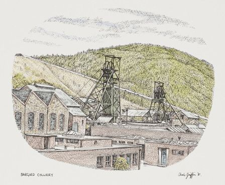 Bargoed Colliery