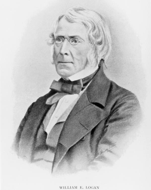 William Logan, 1856