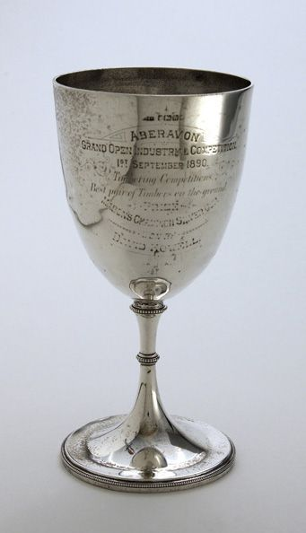 Mabon's Champion Silver Cup