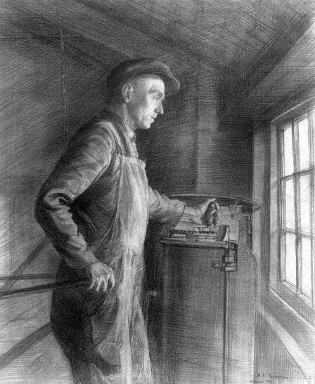 Incline Wagon Driver