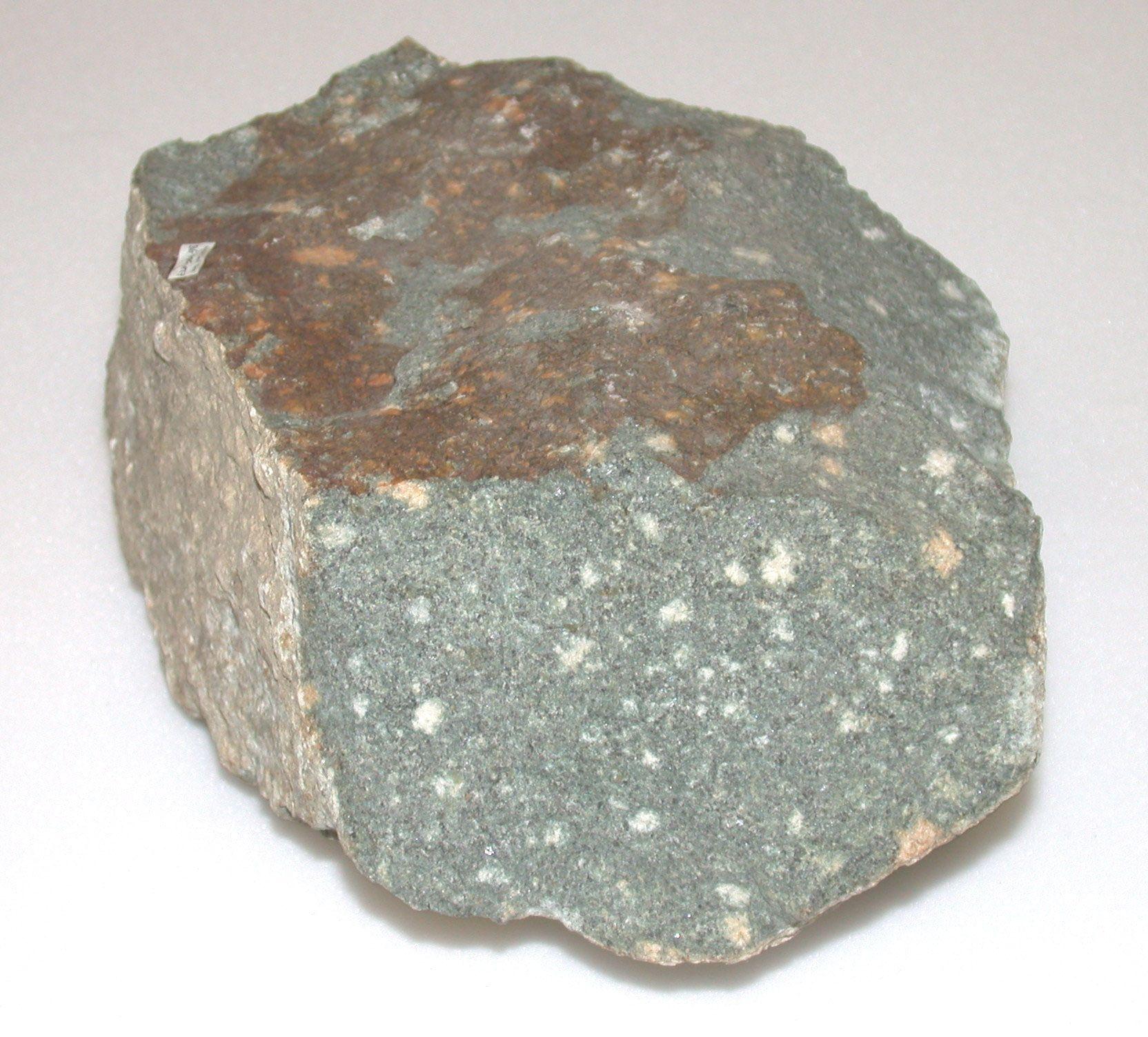 Metamorphic Minerals National Museum Wales