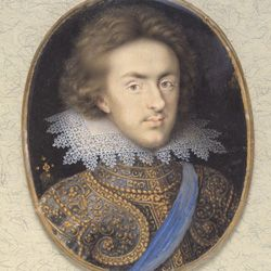 Miniature portrait of Henry