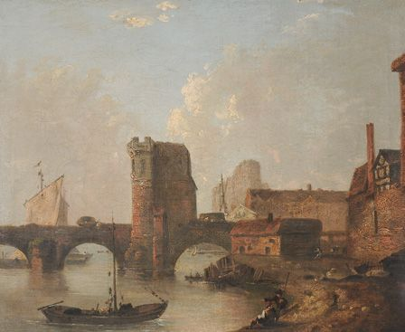 The Old Welsh Bridge, Shrewsbury