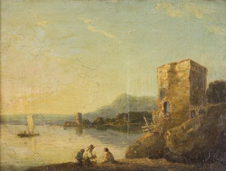 Coast Scene near Naples