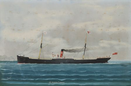 S.S. NORTH CAMBRIA